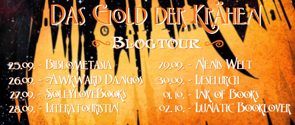 """Blogtour zu """"Das Gold der Krähen"""" von Leigh Bardugo"""